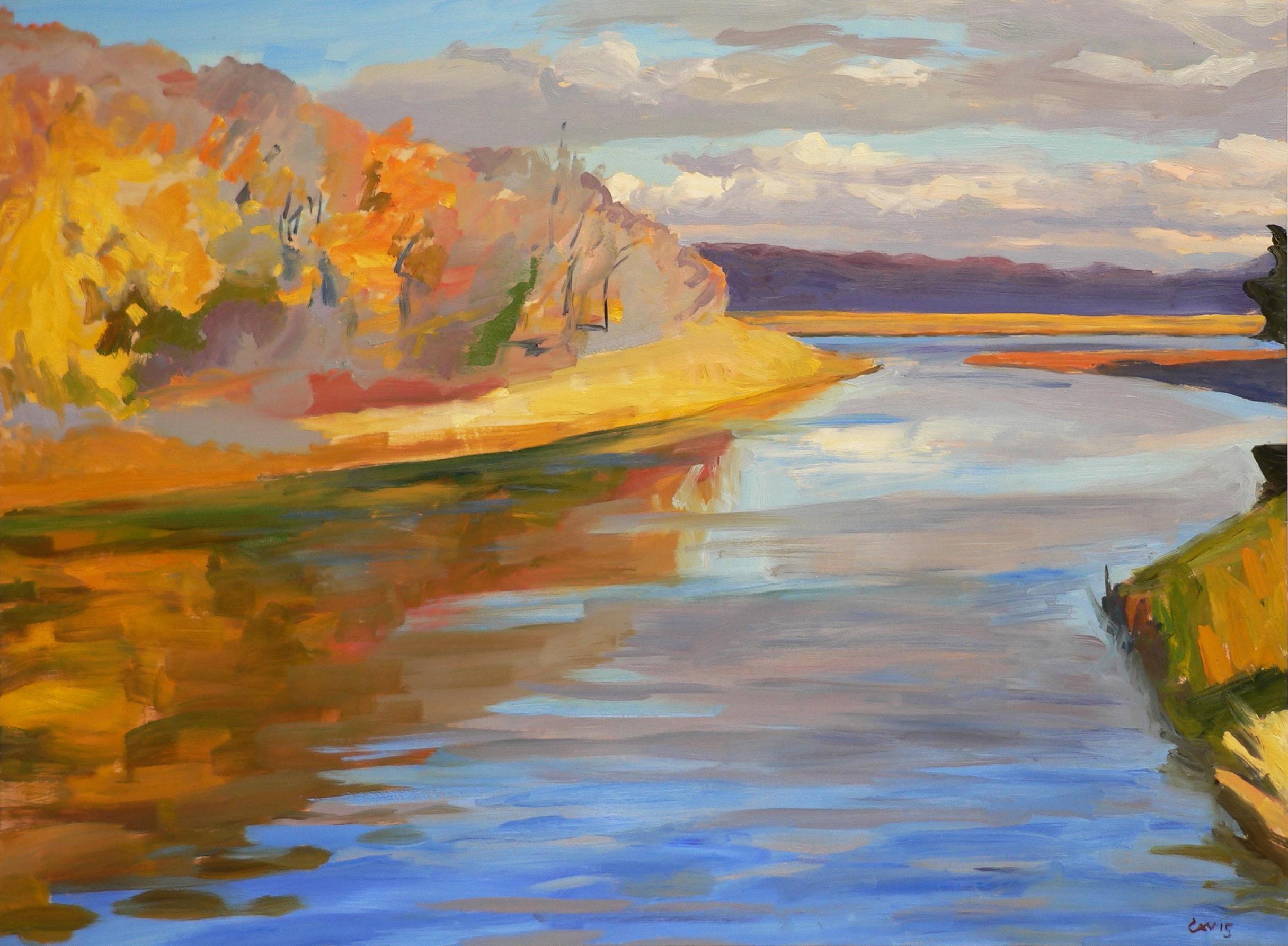 Autumn-Lagoon