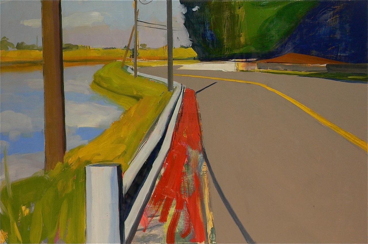 Road/River