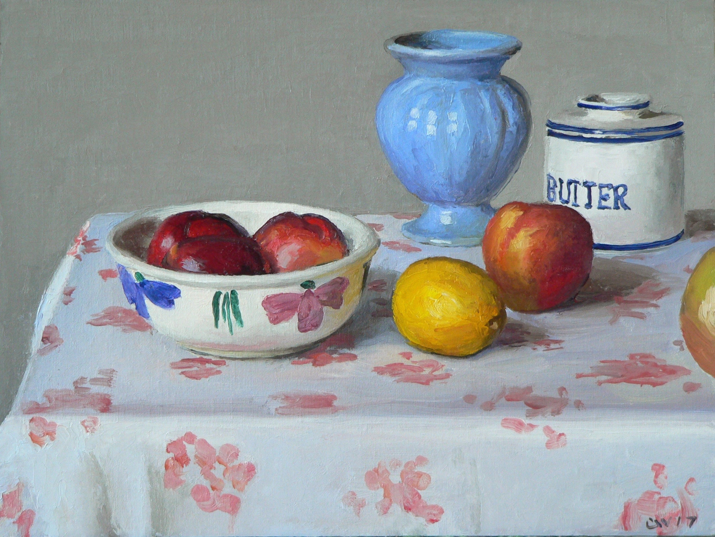 still-life-with-nectarines